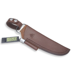 Tops Leather Bushcraft Sheath brown