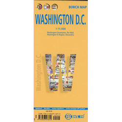 Washington D.C. 1 : 15 000