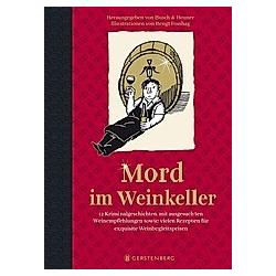 Mord im Weinkeller - Buch