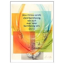 Jahreslosung Münch 2021 Postkarten (10er Set)