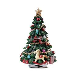 """CHRISTMAS GOODS by Inge Spieluhr Spieluhr """"Weihnachtsbaum"""", H19 cm"""