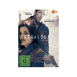 Stralsund - Teil 1-4 DVD
