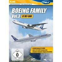 Flight Simulator X - Boeing Family Vol. 3 (Add-On) (USK) (PC)