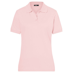 Poloshirt Classic | James & Nicholson rosa M