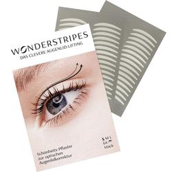 WONDERSTRIPES Augenlid-Tape, Schönheits-Pflaster zur optischen Augenlidkorrektur weiß
