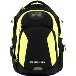 Richa Krypton, Rucksack - Schwarz/Neon-Gelb