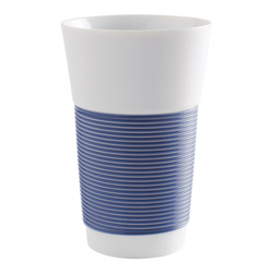 "Tasse Kahla ""Cupit to-go Deep Sea Blue"", 470 ml"
