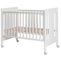 Treppy® Beistellbett Dreamy Plus 3 weiß 60 x 120 cm