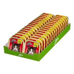 Attica Katzenfutter Rind 100 g, 32er Pack