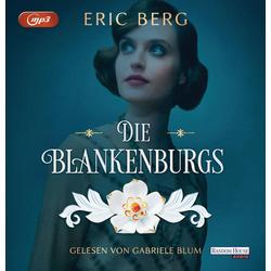 Die Blankenburgs als Hörbuch CD von Eric Berg