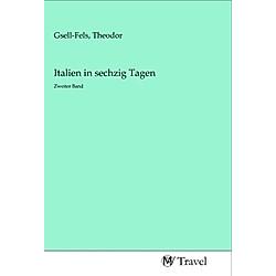 Italien in sechzig Tagen - Buch