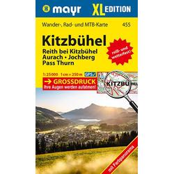 Kitzbühel XL 1:25 000