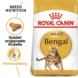 ROYAL CANIN Bengal Adult Katzenfutter trocken 10 kg