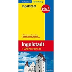 Falk Plan Ingolstadt - Buch