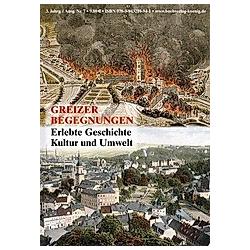 Greizer Begegnungen - Buch