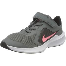 Nike Downshifter 10 K smoke grey/sunset pulse/black/white 28,5