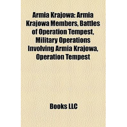 Armia Krajowa als Taschenbuch von