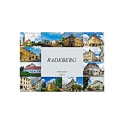 Radeberg Impressionen (Wandkalender 2021 DIN A3 quer)