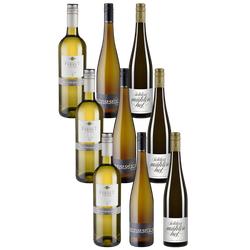 9er-Starterpaket Weissweinvielfalt - Weinpakete