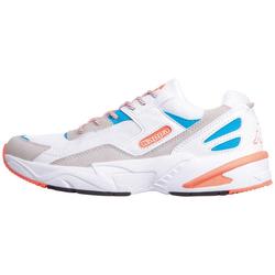 Kappa Sneaker BOIZ weiß Athletics Unisex