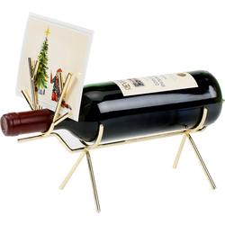 CHRISTMAS GOODS by Inge Flaschenkorb Weinflaschen-Halter
