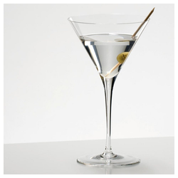 RIEDEL Glas Martiniglas Sommeliers Martini 210 ml
