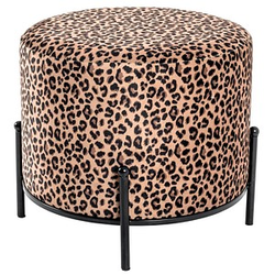 HAKU Möbel   Hocker Leopard