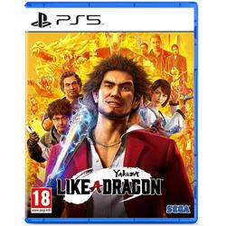 Yakuza 7 Like a Dragon - PS5 [EU Version]