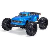 ARRMA ARA8611V5 1/8 NOTORIOUS 6S V5 4WD BLX Stunt Truck with Spektrum Firma RTR Sparset 4