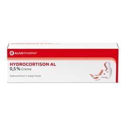 HYDROCORTISON AL 0,5% Creme 30 g