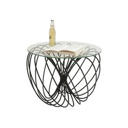 KARE Beistelltisch Beistelltisch Wire Ball 60cm