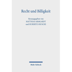 Recht und Billigkeit: eBook von