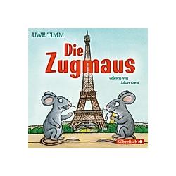 Die Zugmaus  1 Audio-CD - Hörbuch