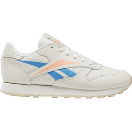Reebok Classic Leather white orange blue white, 36 ab 47,00