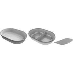 SureFeed Pet bowl Set Futterschalen Set Grau 1St.