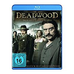 Deadwood - Season 2 - DVD  Filme