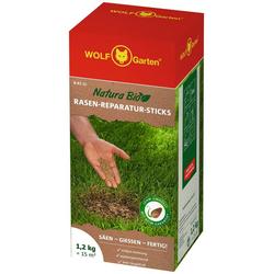 WOLF-Garten Pflanzendünger Natura Bio, Reparatur-Sticks, 1,2 kg