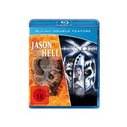 Jason Goes to Hell & X Blu-ray
