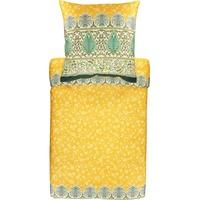 BASSETTI Barisano gelb 135 x 200 cm + 80 x 80 cm