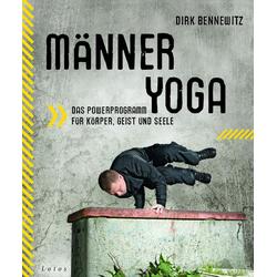 Männer Yoga als Buch von Dirk Bennewitz