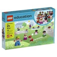 Lego Duplo Education Leute aus aller Welt (9222)