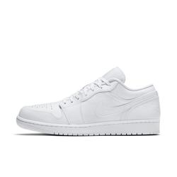Air Jordan 1 Low Schuh - Weiß, size: 49.5