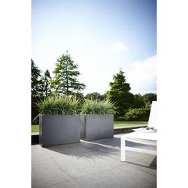 ELHO Pflanzkasten Pure Soft Brick Divider 79 x 29,5 x 59 cm anthrazit