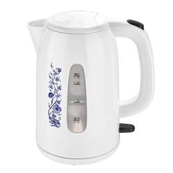 Wasserkocher mit Zwiebeldekor, Kunststoff