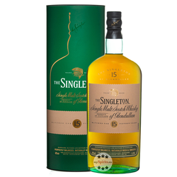 The Singleton of Glendullan 15 Jahre Whisky