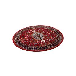 Orientteppich Natur Orientteppich Royal Bidjar Rund, Pergamon, Rund, Höhe 12 mm 150 cm x 150 cm x 12 mm