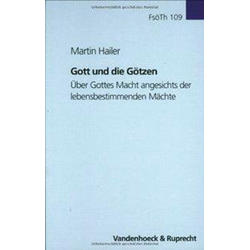 Gott und die Götzen als Buch von Martin Hailer