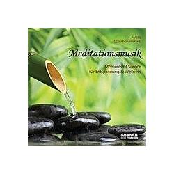 Meditationsmusik - Hörbuch