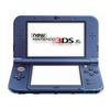 New Nintendo 3DS XL + Pokémon Sonne + Figur blau