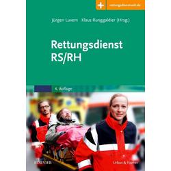 Rettungsdienst RS/RH als Buch von